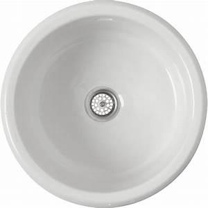 Evier A Encastrer : evier encastrer gr s blanc menhir 1 cuve leroy merlin ~ Melissatoandfro.com Idées de Décoration