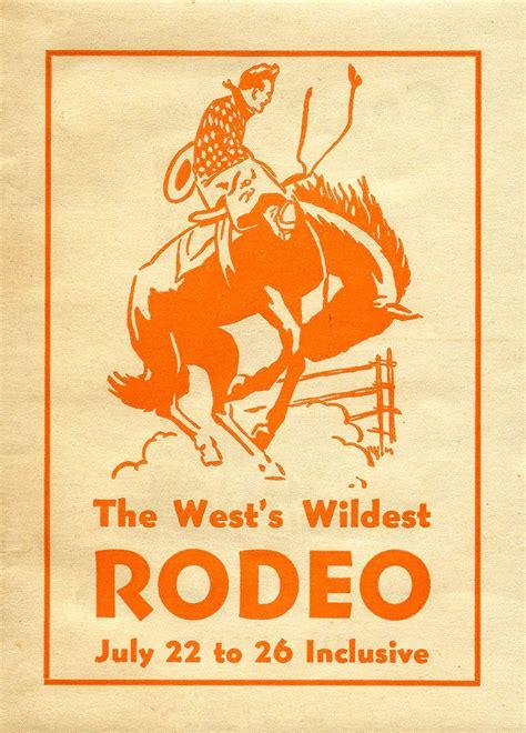 vintage clip art rodeo cowboy  graphics fairy