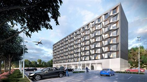 Plans for Luton Airport hotel take flight - Hotel Designs