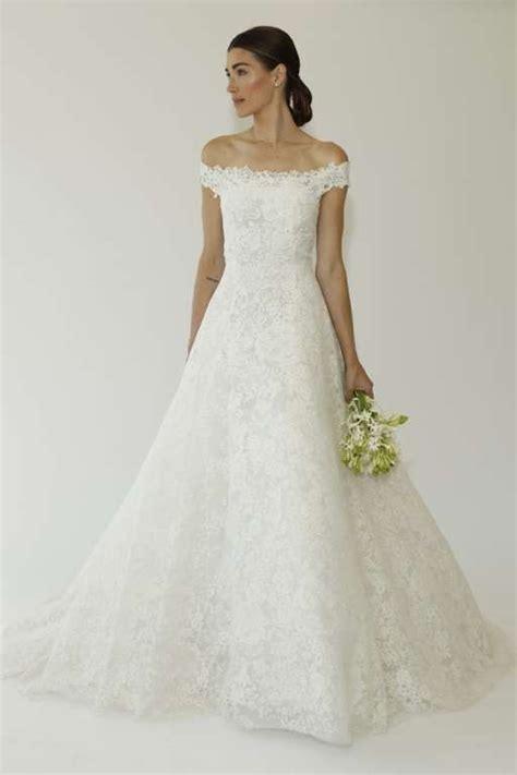 oscar dela renta latest bridal gowns collection
