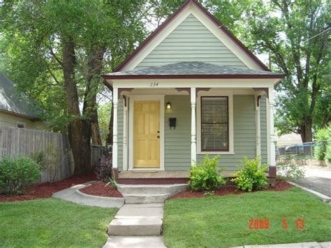 Insurance House Colorado Springs - cozy downtown mini with garage low vrbo