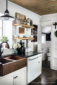 farmhouse decor in the kitchen for and summer