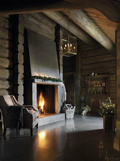 charming cabin   spirit   mountains decoholic