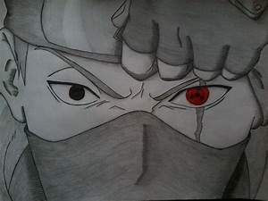 Sharingan in the Eye by Byakuya1619 on DeviantArt