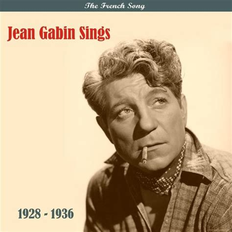 jean gabin au bord de l eau quand on s prom 232 ne au bord de l eau from the film quot la