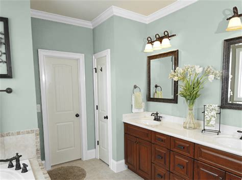 Paint Bathroom Small Space Perfect