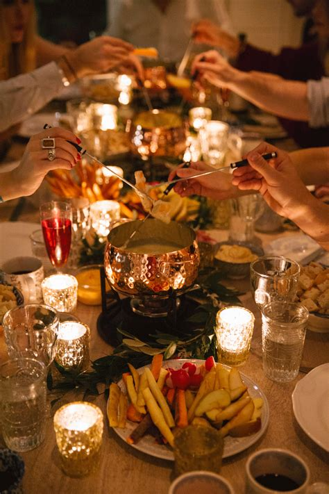The Londoner » Alpine Dinner Party (a Fundo