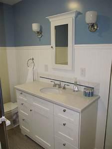 Medicine Cabinets Recessed Bathroom Traditional With
