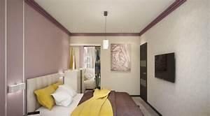Wände Farblich Gestalten : zimmer farblich gestalten tapete und farbe kombinieren ~ Lizthompson.info Haus und Dekorationen