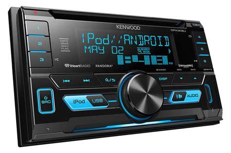 kenwood truck dealer safeandsoundhq kenwood dpx302u double din cd receiver