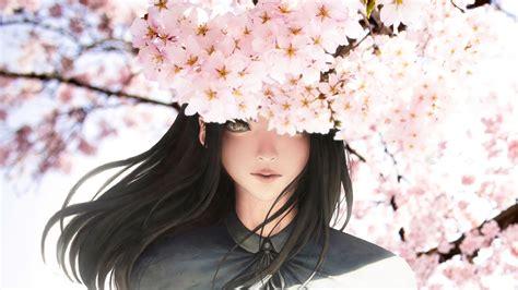 beautiful anime girl wallpapers hd wallpapers id