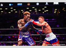 PHOTOS Jermall Charlo decisions Matt Korobov in exciting