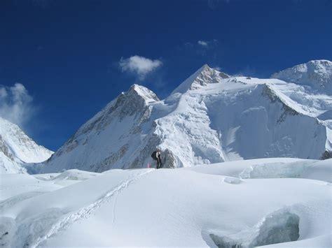 Gasherbrum-i (8,068 M) & Gasherbrum-ii (8,035 M
