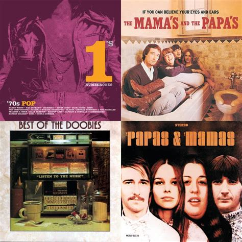 Mammas and Pappas on Spotify