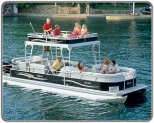 Best Tritoon Boat For The Money by 17 Best Images About Recreation Pontoons On