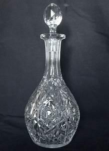 Carafe à Vin Cristal : carafe vin en cristal de baccarat mod le lagny sign e catawiki ~ Teatrodelosmanantiales.com Idées de Décoration