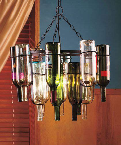 wine bottle chandelier wine bottle chandelier