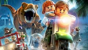 LEGO JURASSIC WORLD Game Trailer (2015) - YouTube
