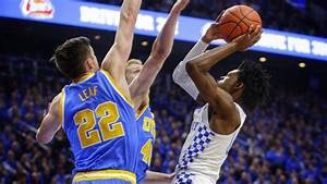 Kentucky Wildcats basketball vs. UCLA Bruins, Dec. 3, 2016 ...