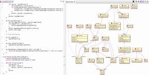 Java - Use Intellij To Generate Class Diagram