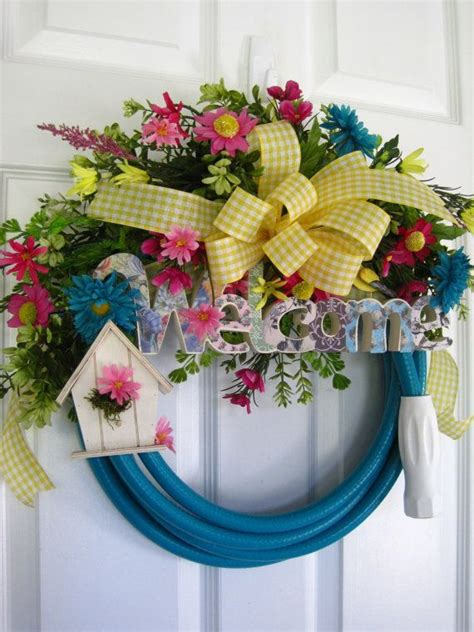 86 Best Images About Spring Wreaths For Door On Pinterest