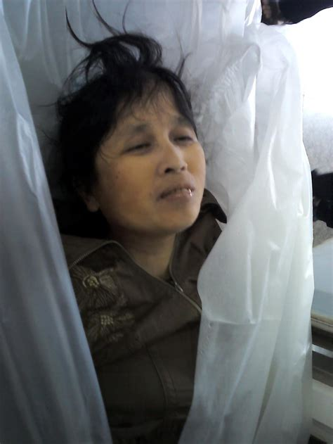 ms xu chensheng dies  day   arrested graphic