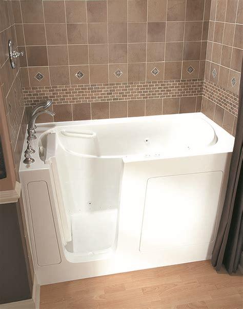 Bathtub For Senior Citizens by Walk In Bathtubs Offer Pleasant Bathing Tropical