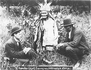 Apache Leader Geronimo  Telling His Story