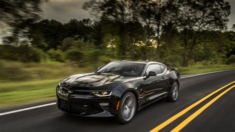2016 Camaro Sets New Standards For Speed, Power