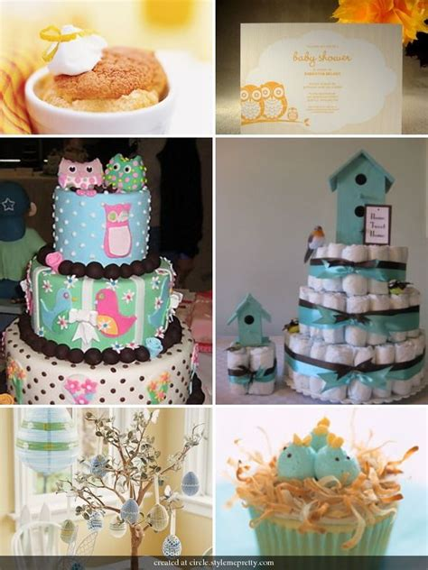 baby shower bird theme 35 best images about owl baby shower on owl