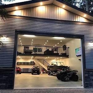 shed ideas in 2020 cave garage garage design
