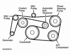 2005 Mercedes C230 Serpentine Belt Diagram