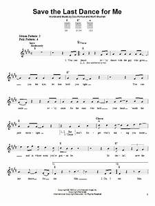 Save The Last Dance For Me | Sheet Music Direct