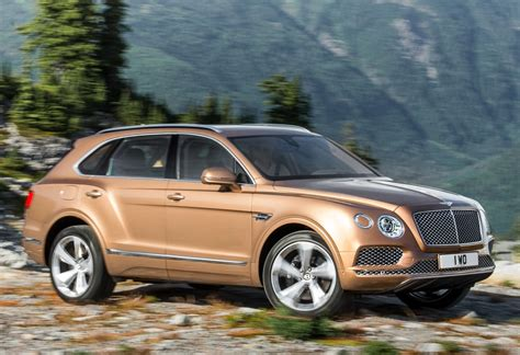 bentley price the very first suv from bentley received bentayga name