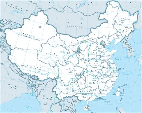 china maps maps  china location china city