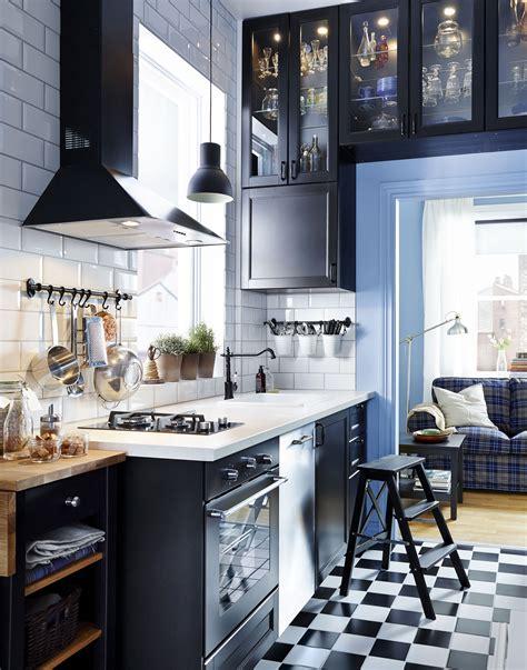 Ikea Cucine Piccole by Piccole Cucine Per Spazi Ridotti Magazine