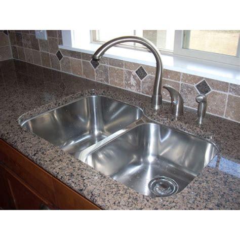 40 inch kitchen sink 31 inch stainless steel undermount 60 40 bowl 3905