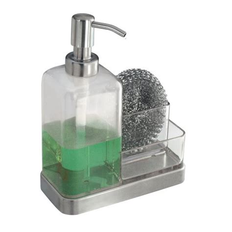 interdesign forma kitchen countertop soap dispenser