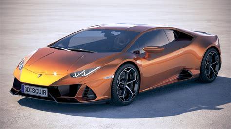 Lamborghini Huracan 2019 by Lamborghini Huracan Evo 2019