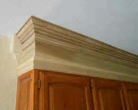 Cabinet Trim Molding by Project Making An Upper Wall Cabinet Taller Kitchen