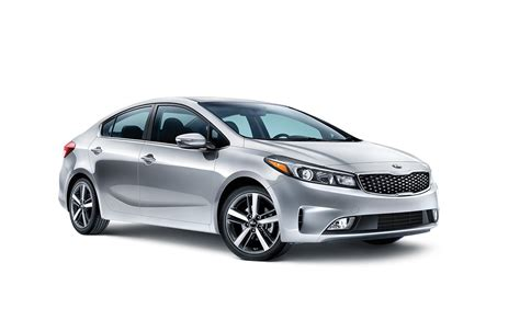 kia forte side view  front side white background