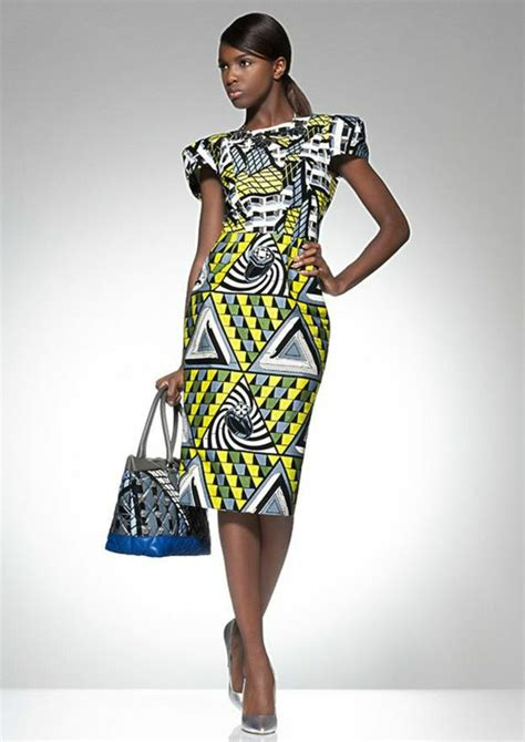 robe africaine moderne mode en pagne africain 2017