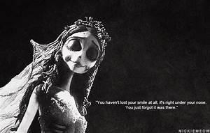 Corpse Bride Qu... Corpse Bride Movie Quotes
