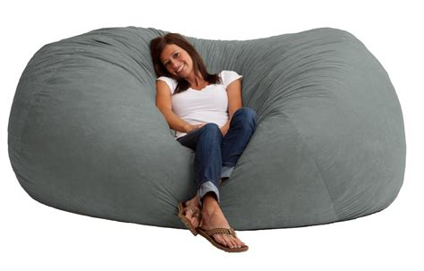bean bag chair bandung comfort research fuf bean bag sofa reviews wayfair
