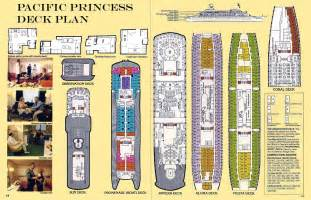 mv sea venture pacific princess pacific
