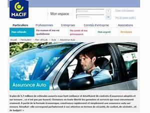 Assurance Tiers Collision Macif : devis assurance auto macif simple et gratuit ~ Gottalentnigeria.com Avis de Voitures