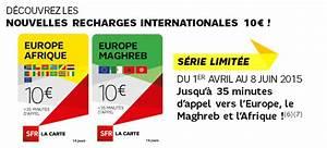 SFR La Carte SFR Mobile