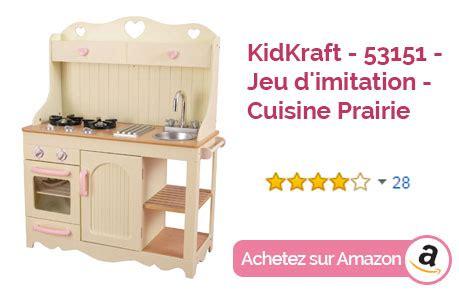 cuisine prairie kidkraft cuisine jouet pour enfants tests avis de parents