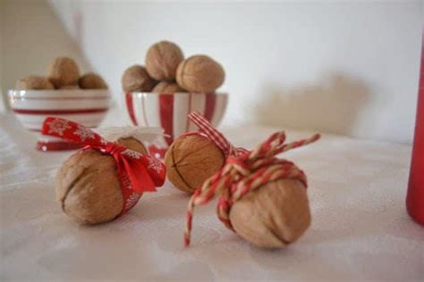 segnaposti tavola segnaposti natalizi fai da te per la tavola di natale