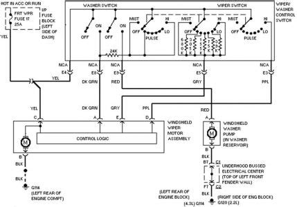1976 corvette wiper switch wiring diagram corvette wiring diagram images
